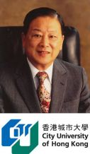 菱電發展名譽主席胡法光GBS, CBE太平紳士榮獲香港城市大學頒授榮譽社會科學博士