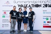 Summerbridge Hong Kong Walkathon 2016