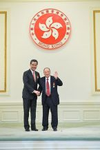 Grand Bauhinia Medal (GBM) Awarded to RDL Honorary Chairman, Dr. HU Fa-kuang, GBS, JP