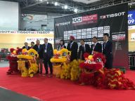 "Ryoden Development Group sponsored the event of ""2018/19 UCI Track Cycling World Cup Hong Kong"""